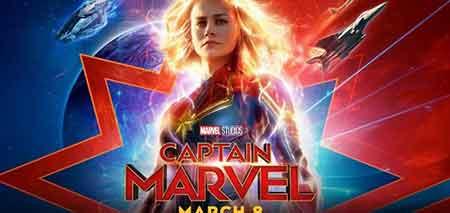 موسیقی متن فیلم کاپیتان مارول 2019